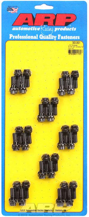 "ARP JFZ Brakes, 5/16""-24 brake hat bolt kit 3000801"