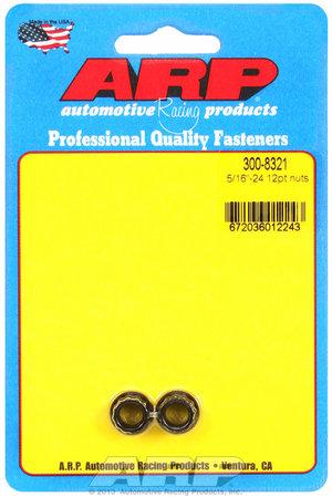 ARP 5/16-24 12pt nut kit 3008321