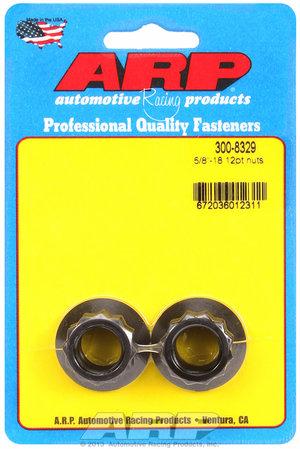ARP 5/8-18 12pt nut kit 3008329