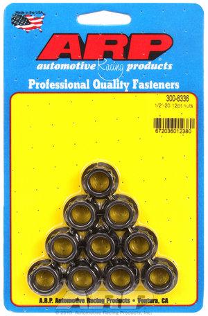 ARP 1/2-20 12pt nut kit 3008336