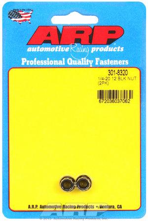 ARP 1/4-20 12pt nut kit 3018320