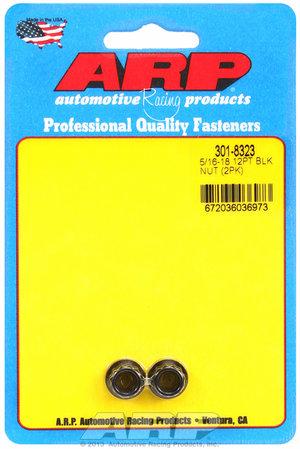 ARP 5/16-18 12pt nut kit 3018323