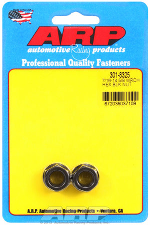 ARP 7/16-14 hex nut kit 3018325