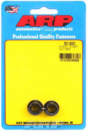 ARP M10 X 1.0 12pt nut kit 3018331