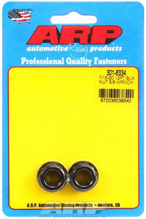 ARP 7/16-20 5/8 socket 12 pt nut kit 3018334