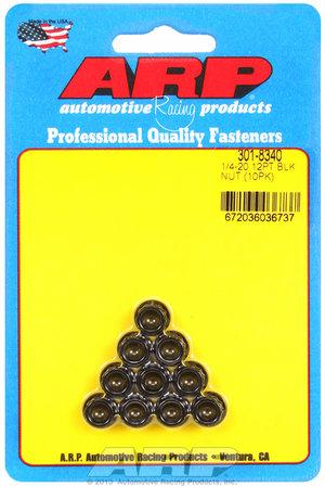 ARP 1/4-20 12pt nut kit 3018340