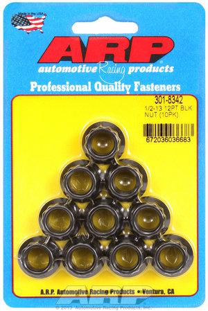 ARP 1/2-13 12pt nut kit 3018342