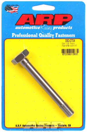 ARP GM 1/2 front Mandrel bolt  3300704