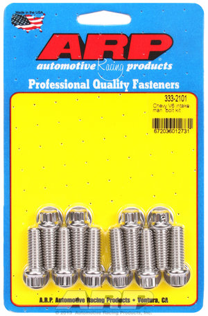 ARP Chevy V6 intake manifold bolt kit 3332101