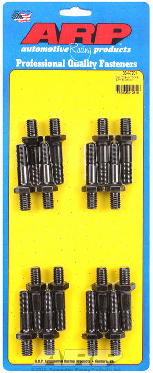 ARP SB Chevy rocker arm stud kit 3347201