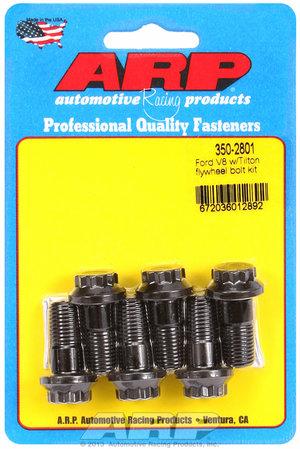 ARP Ford V8 w/Tilton flywheel bolt kit 3502801