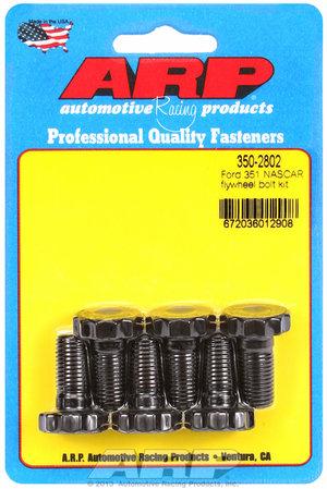 ARP Ford 351 NASCAR flywheel bolt kit 3502802