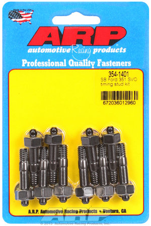 ARP SB Ford 351 SVO timing stud kit 3541401
