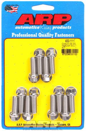 ARP SB Chevy SS hex header bolt kit 4001111