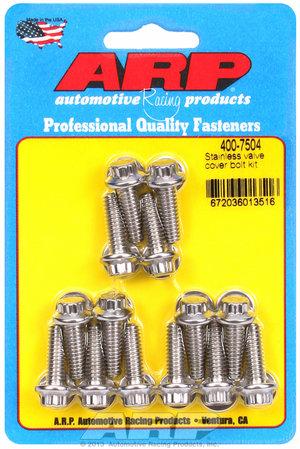 ARP SS valve cover bolt kit 4007504