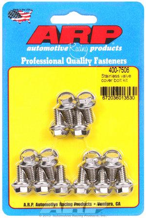 ARP SS valve cover bolt kit 4007506