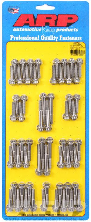 ARP Duramax 6.6L LBZ/LLY/LML/LMM 12pt valve cover bolt kit 4007533