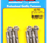 ARP Cast alum covers SS valve cover stud kit 4007603