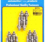 ARP Cast alum covers SS 12pt valve cover stud kit, 14pc 4007614