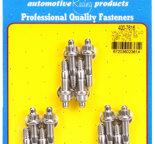 ARP Hi-perf SS 12pt valve cover stud kit, 12pc 4007616