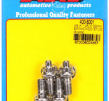 ARP M8 X 1.25 X 32mm broached stud kit - 4pcs 4008001