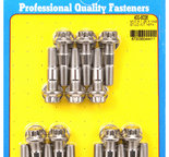ARP M10 X 1.25 X 48mm broached stud kit 16pcs 4008036