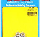 ARP 1/4-20 SS coarse nyloc hex nut kit 4008661