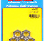 ARP 1/2-20 SS fine hex nut kit 4008757