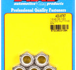 ARP 1/2-20 SS fine nyloc hex nut kit 4008767