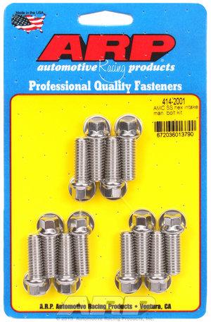 ARP AMC SS hex intake manifold bolt kit 4142001