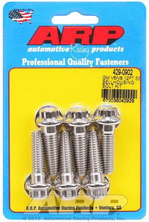 ARP GM V6/V8 SS 12pt bellhousing bolt kit 4290902