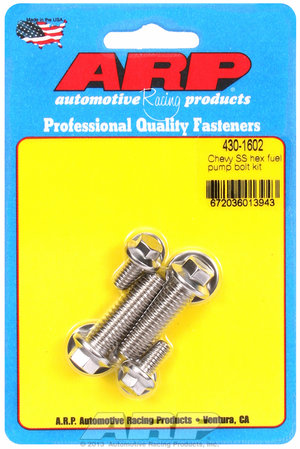 ARP Chevy SS hex fuel pump bolt kit 4301602