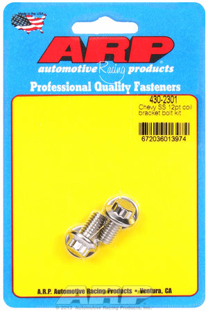 ARP Chevy SS 12pt coil bracket bolt kit 4302301