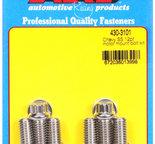 ARP Chevy SS 12pt motor mount bolt kit 4303101