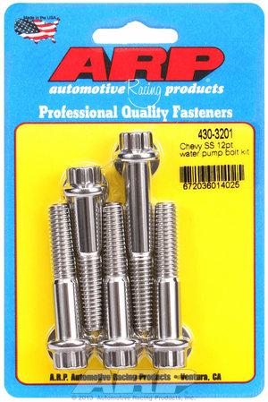 ARP Chevy SS 12pt water pump bolt kit 4303201