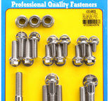 ARP Muncie 4-spd '63-'68 SS hex trans case bolt kit 4309803