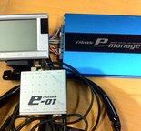 GReddy e-manage ECU + Profec E-01