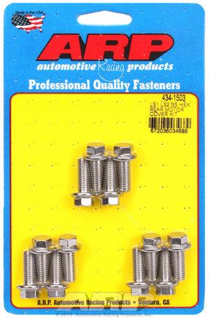 ARP LS1 LS2 SS hex rear motor cover bolt kit 4341503