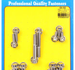 ARP SBC LT1 6.2L SS 12pt timing cover bolt kit 4341505