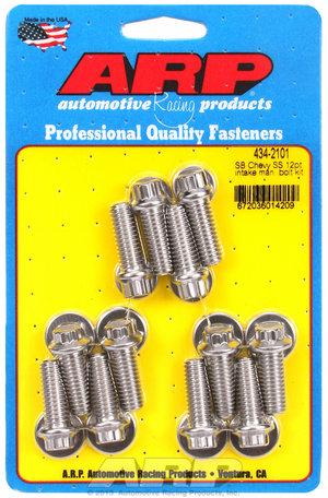 ARP SB Chevy SS 12pt intake manifold bolt kit 4342101