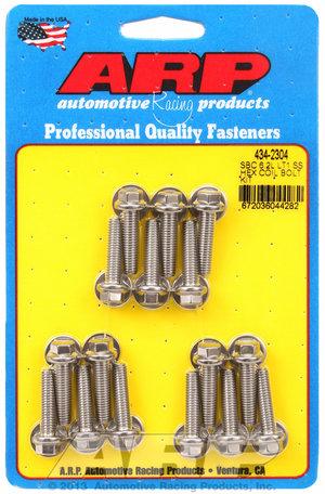 ARP SB Chevy 6.2L LT1SS  hex coil bolt kit 4342304