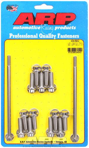 ARP LS1 LS2 SS 12pt oil pan bolt kit 4346902