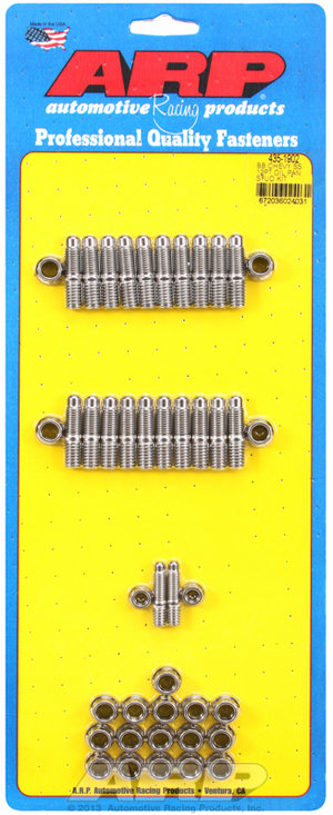 ARP BB Chevy SS 12pt oil pan stud kit 4351902
