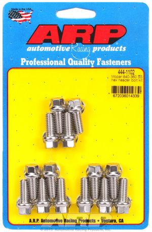 ARP Mopar 340-360 SS hex header bolt kit 4441102