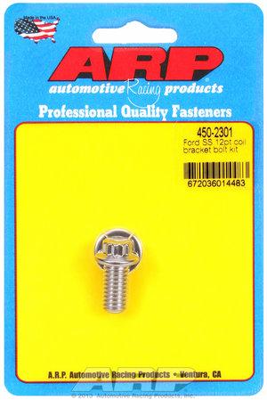 ARP Ford SS 12pt coil bracket bolt kit 4502301