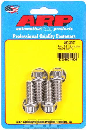ARP Ford SS 12pt motor mount bolt kit 4503101
