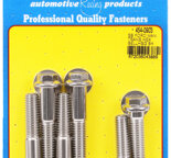 ARP SB Ford manual trans SS hex bellhousing bolt kit 4540903