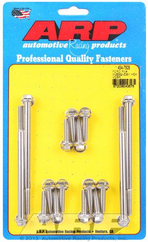 ARP SB Ford PN# M-6582-Z351 hex valve cover bolt kit 4547503