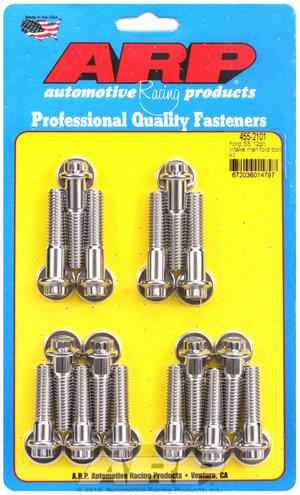 ARP Ford SS 12pt intake manifold bolt kit 4552101
