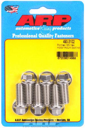 ARP Pontiac SS hex motor mount bolt kit 4903102